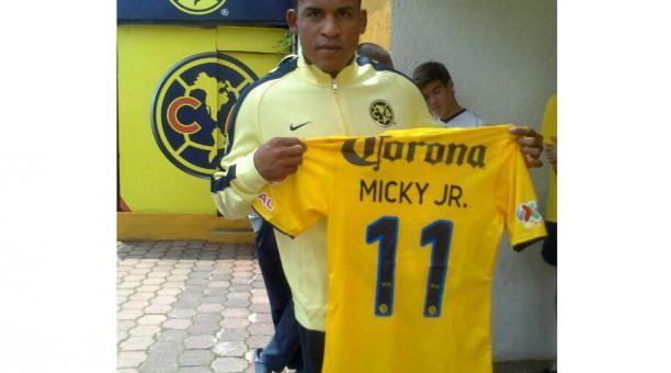 online store 5f953 5c528 Michael Arroyo usará el '11' del 'Chucho&apos ...