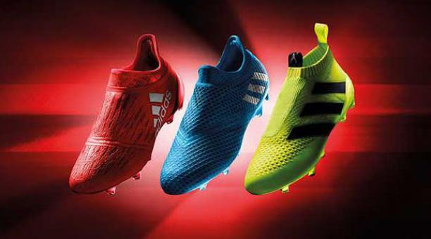 ad274716f4a La nueva colección de zapatos de fútbol de Adidas, bautizada como 'pack  Speed of