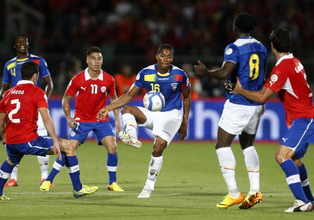 Ecuador cae un puesto y es 23° en el ranking FIFA