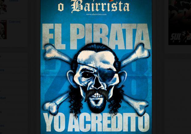 Con Su Pluma Pintó A Hernán Barcos Y A Otros Cracks Bendito Fútbol