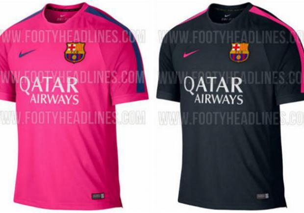 Esta es la alineación de las camisetas rosadas en el fútbol ... 367fe178e242d