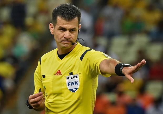 Carlos Vera se retira del arbitraje este fin de semana... | Bendito ...