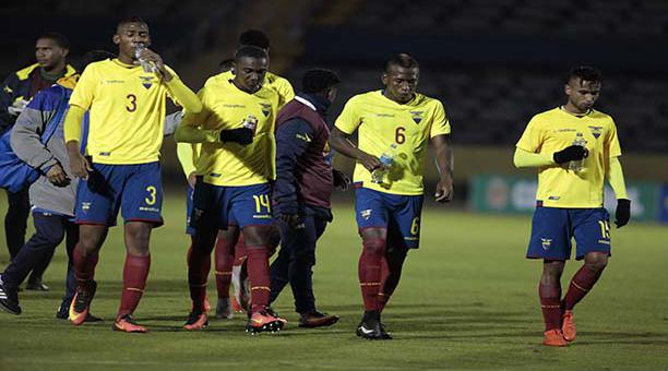 Ecuador Vs. Venezuela Y Uruguay Vs. Brasil, Los Platos
