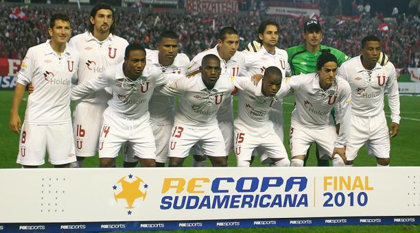 En 2010, Liga de Quito jugó ocho partidos en 21 días | Bendito Fútbol