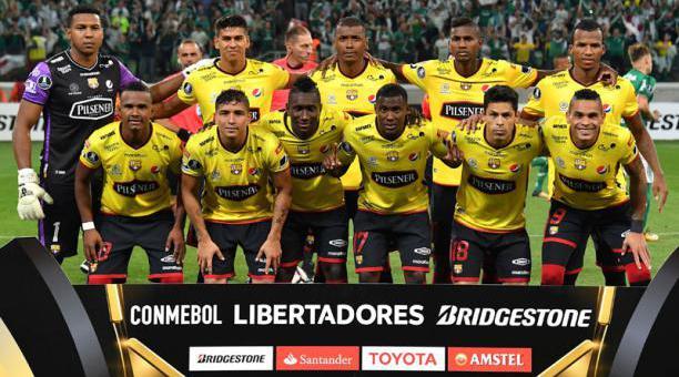 Barcelona Es El Mejor Equipo Ecuatoriano En La Copa Libertadores
