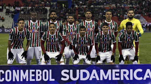 Resultado de imagen para fluminense copa sudamericana
