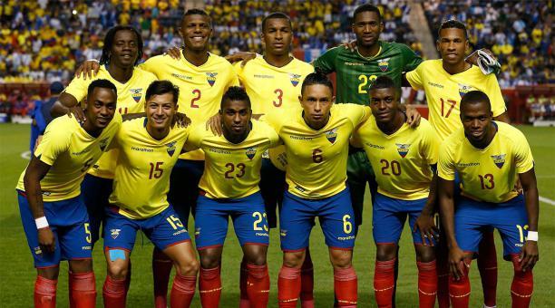 Resultado de imagen para ecuador seleccion 2019