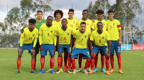 Resultado de imagen para Ecuador Sub 17
