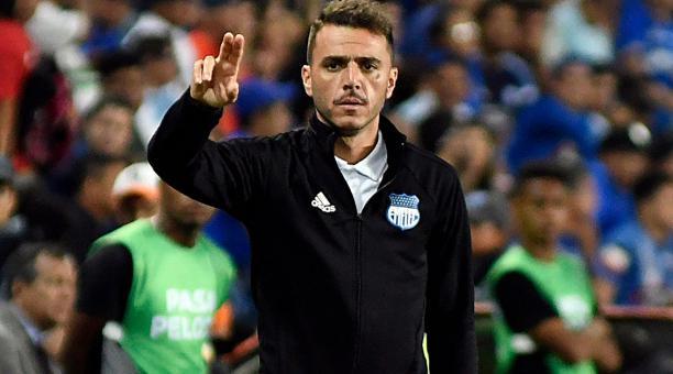 Mariano Soso se quedará hasta que Emelec consiga un nuevo director ...