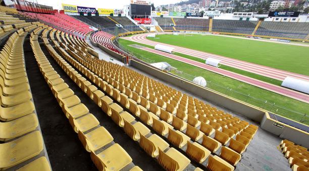 Resultado de imagen para estadio olimpico atahualpa