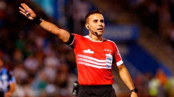 Las polémicas de Piero Maza, quien pitará el Ind. del Valle vs. Corinthians    Bendito Fútbol