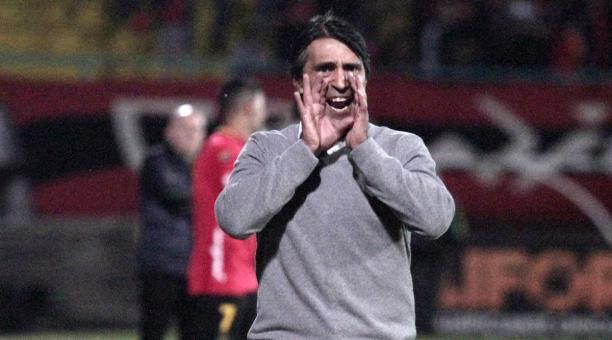 La explicación de Tabaré Silva luego de la derrota ante U. Católica |  ECUAGOL