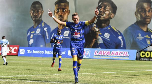 Carlos Garcés duda para el partido de revancha de semifinales ante Macará    Bendito Fútbol