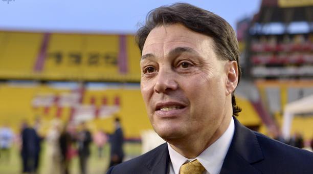 Alfaro Moreno revela un jugador que saldría a préstamo | ECUAGOL