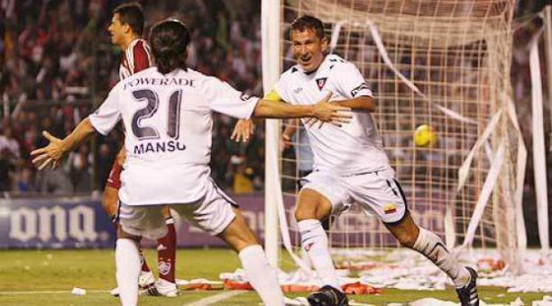 Liga de Quito, el único club ecuatoriano que ganó de local en ...