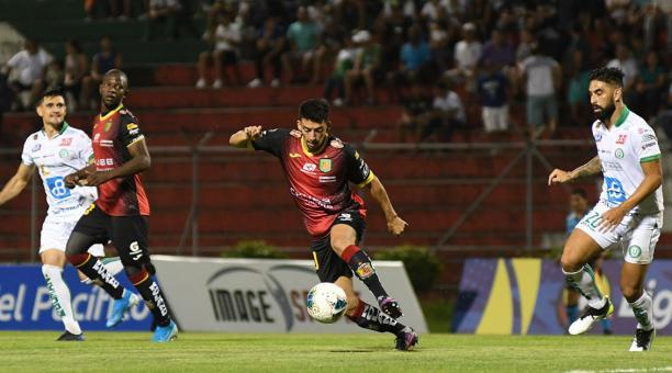Deportivo Cuenca vence a la Liga de Portoviejo en la LigaPro (1T) | Bendito  Fútbol