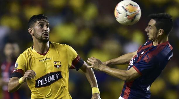 Barcelona viajó a Asunción con la meta de acceder a la fase de ...