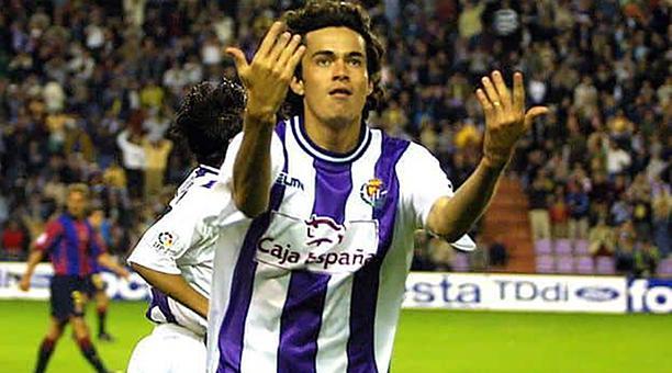 Kaviedes le marcó al Real Madrid en el Bernabéu, hace 19 años | Bendito  Fútbol