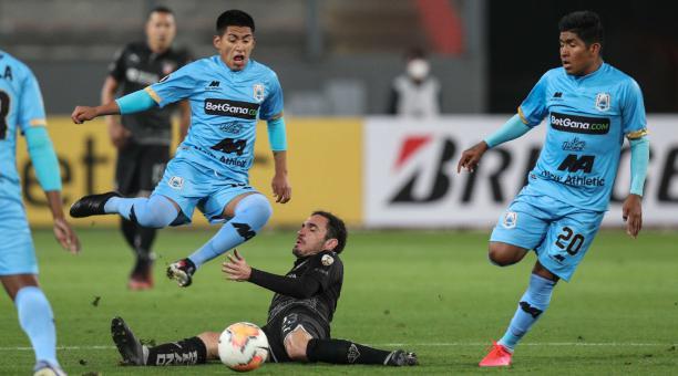 Liga de Quito venció a Binacional en Perú y es el puntero del grupo D |  Bendito Fútbol