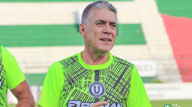 Marcelo Zuleta fue presentado como el nuevo DT de Liga de Portoviejo |  Bendito Fútbol