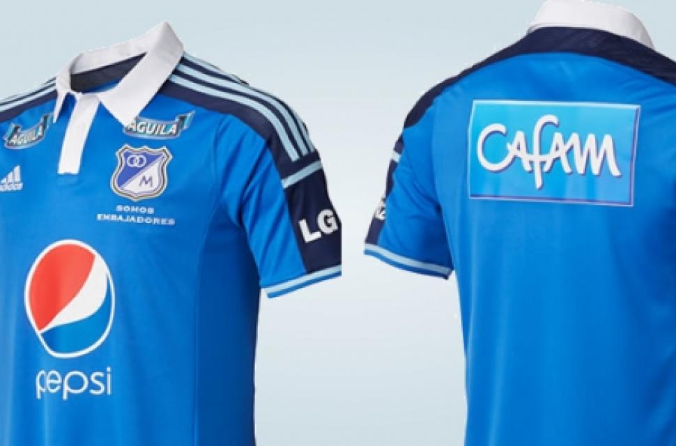 Emelec presentará su camiseta el 26 de enero en el estadio Capwell ... 52ed35e94d0