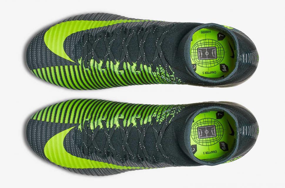 4c94daf53f01b Los nuevos zapatos Nike de Cristiano Ronaldo inspirados en su pasado ...