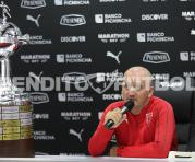 Pablo Repetto, actual entrenador de Liga de Quito
